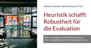 ERP-Evaluation Heuristik